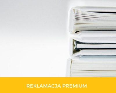 produkt - reklamacja premium