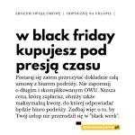 Wakacje Black Friday – pamiętaj o swoich prawach!