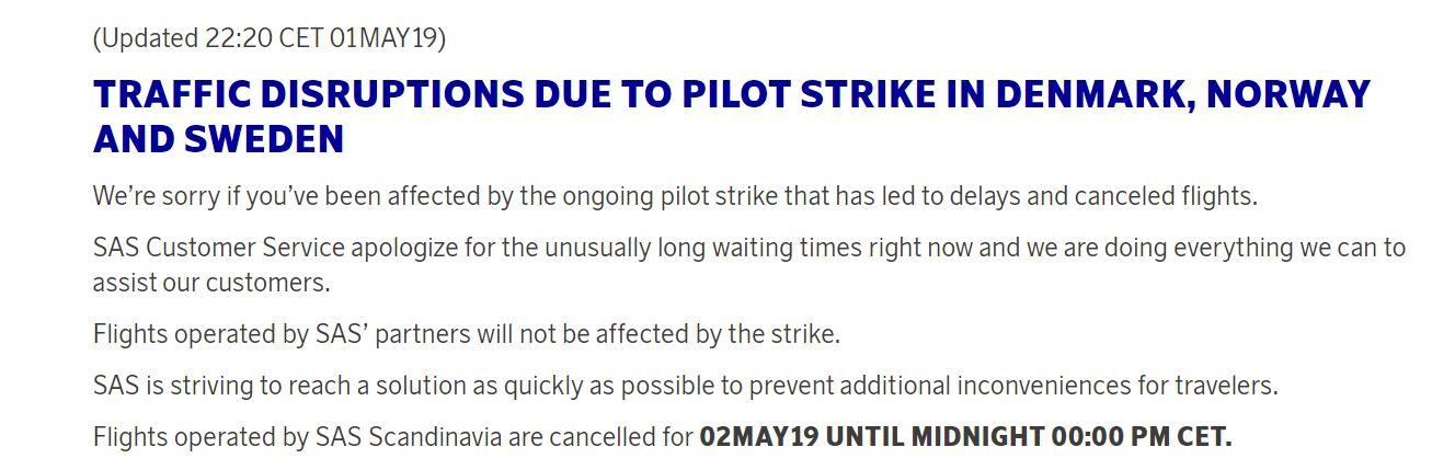 zmarnowany-urlop-pl-komunikat-o-strajku-pilotów-linii-lotniczych-SAS
